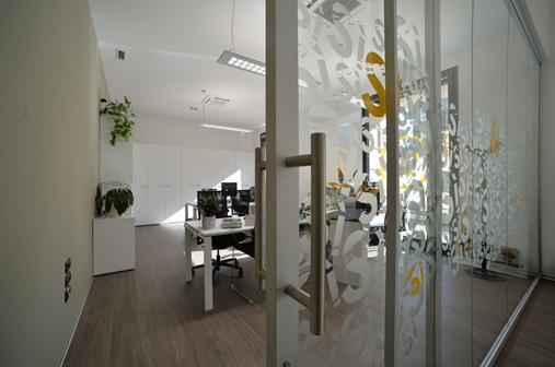 Realizzazioni habitat ufficio trento for Trento arredamenti